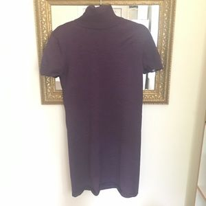 Versace Cashmere Purple Dress
